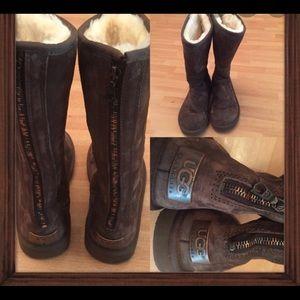 Ugg Boots- Size 10- Knightsbridge Style